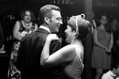 Linda and Dan Coffee Creek Dinner/Dancing