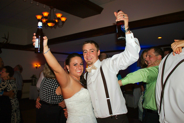 Mike & Julie O'Brien...9/13/2014   Wedding