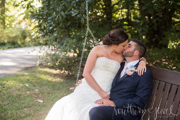 Parker and Hannah Wedding