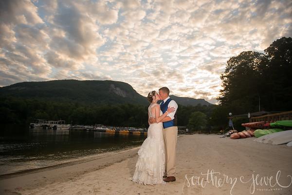 Peter and Allison Wedding