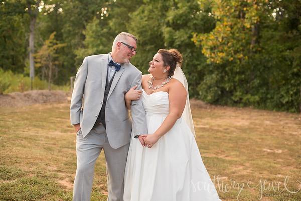 Ron and Myranda Wedding