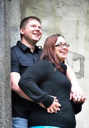 Shain and Ashley Engagement Photos