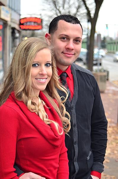 Silvano & Katie Engagement