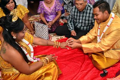 Sokphal & Taquilla Wedding
