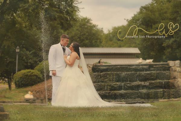 Mr & Mrs Stewart