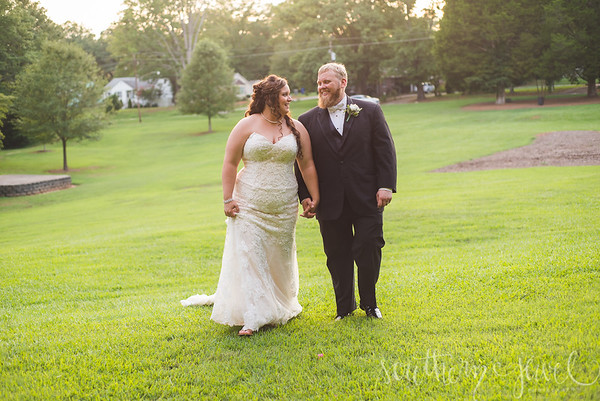 Tyler and Jordan Wedding