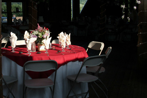 Red Barn Reception