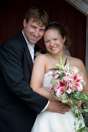 Elin & Norm (June 23rd, 2007)