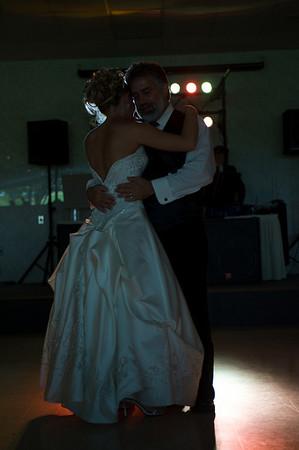 Ashley & Jonathan Reception