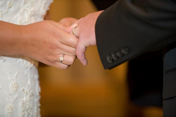 Erica & Brandon Wedding - Color