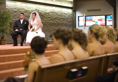 Stacy & TJ Wedding Ceremony Photos