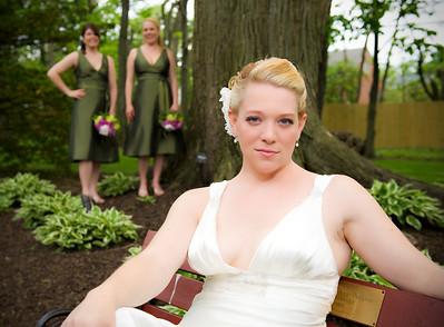 Elizabeth and Keith Baldwin Wedding - 15 May 2009