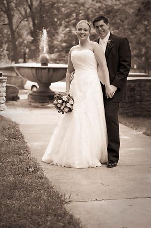 Frank & Jessica Wedding (Aug 15, 2009)