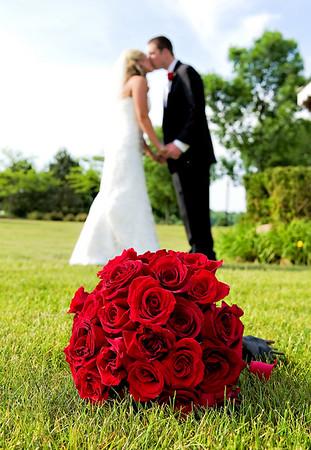 Liz & Brenden Wedding (6 June, 2009)