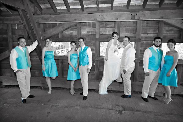 James & Julia Wedding (June 2010)