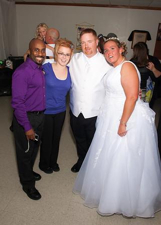 Nathan & Melissa Reese Wedding