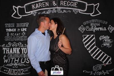Karen + Reggie