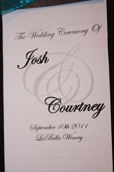 Courtney and Josh