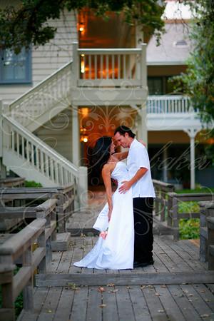 Michelle & Jason's Vow Renewal @ Leonis Adobe Plaza in Calabasas  :)!