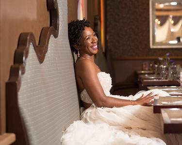 Fredricka Bridal Session