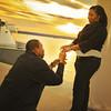 Engagement Regina and Reginald in DC