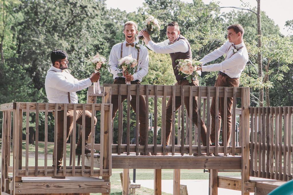 Grand Rapids, MI wedding Pine Ridge Bible Camp