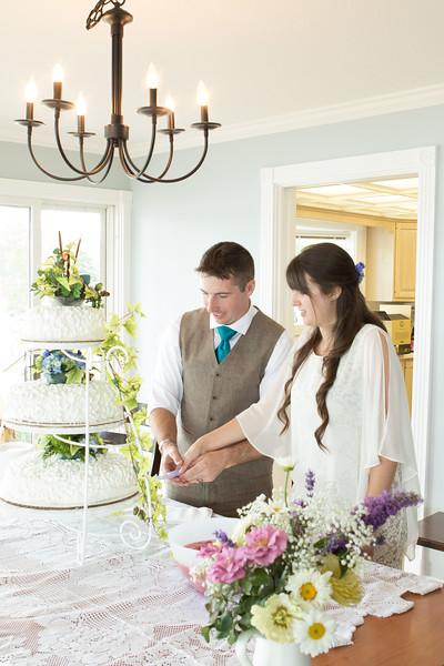 Canadian Lakes, MI wedding Peninsula House