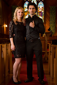 Courtney and Brady - Portrait Session, Vancouver Island, BC, Canada