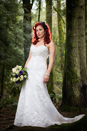 Tasha - Bride In The Forest
