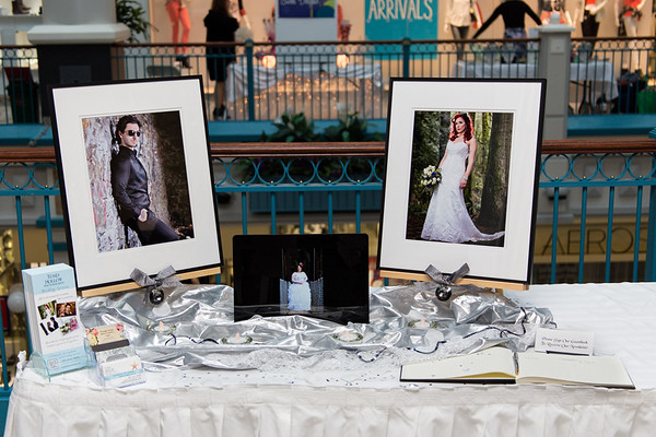 Toad Hollow Photography Exhibit - Modern Bride Show 2015 - Bay Center, Victoria, Vancouver Island, BC, Canada