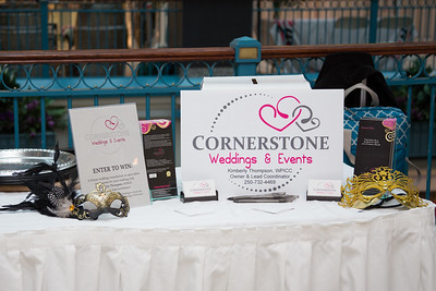 Modern Bride Show 2015 - Cornerstone Weddings and Events - Bay Center, Victoria, Vancouver Island, BC, Canada