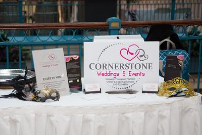 Modern Bride Show 2015 - Cornerstone Weddings and Events - Bay Center, Victoria, Vancouver Island, BC, Canada