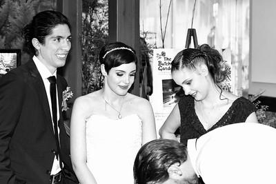 Modern Bride Show 2015 - Live Wedding - Bay Center, Victoria, Vancouver Island, BC, Canada