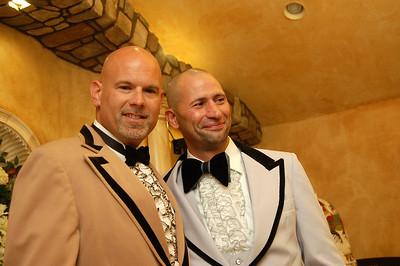 Dave and Elisa Klatch's wedding.