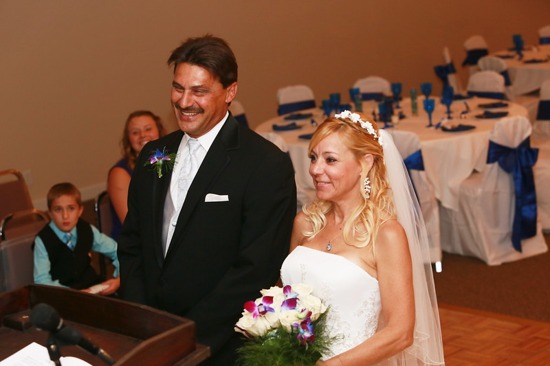 Terry and Robin Nichols - Silver Anniversary
