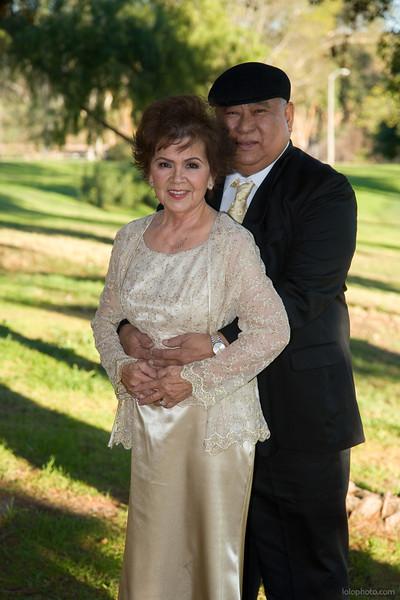 Morante 50th Wedding Anniversary