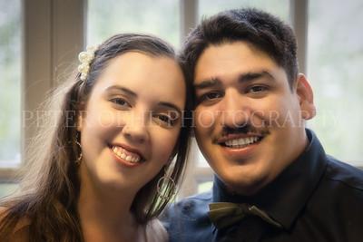 Ariel and Angel Nunez Wedding