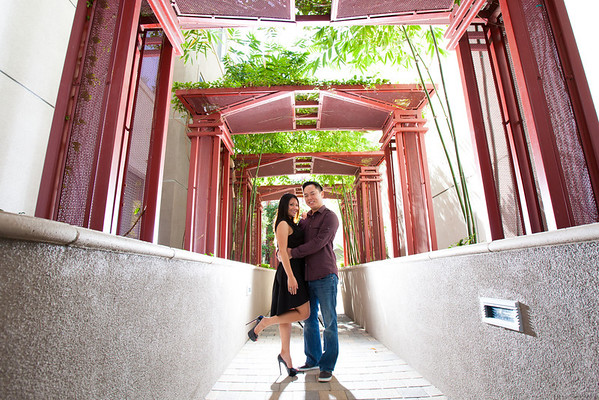 Alex and Andrea's Engagement Session