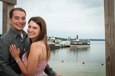 Dan & Amanda
