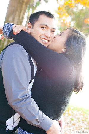 Danny and Nay's Engagement Session