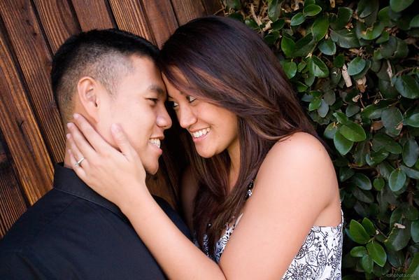 Kris & Melissa's Engagement Session
