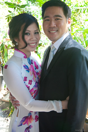 Steve and Lovy's Engagement Ceremony