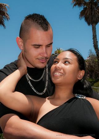 Jackie & Blake Romance on the Beach