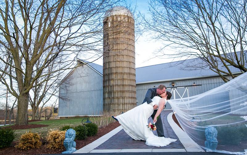 The Landing Wisconsin Wedding