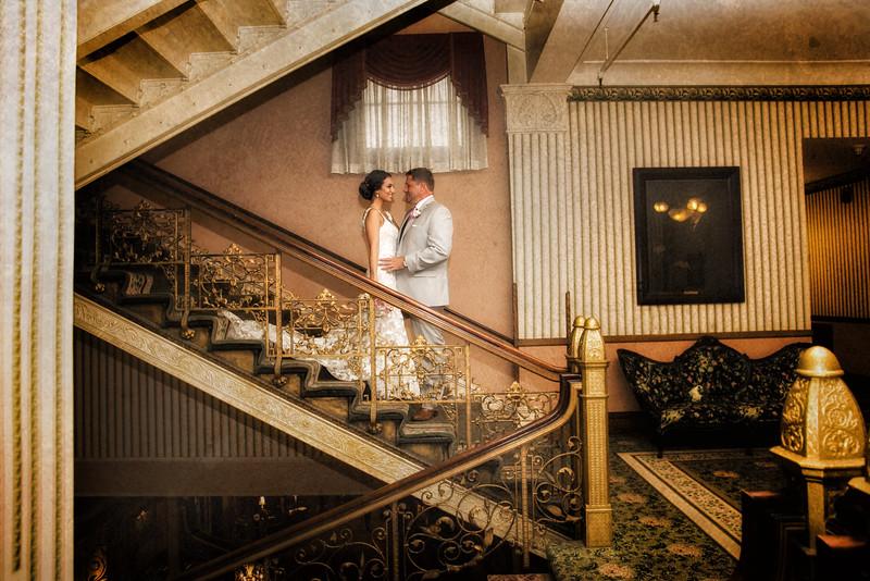Pfister Hotel Wedding, Milwaukee