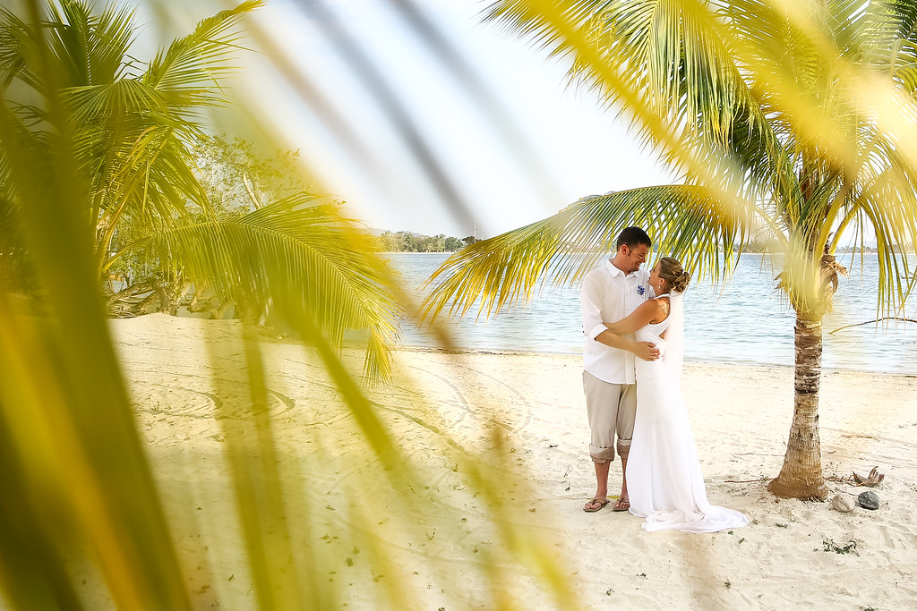 Negril, Jamaica Destination Wedding