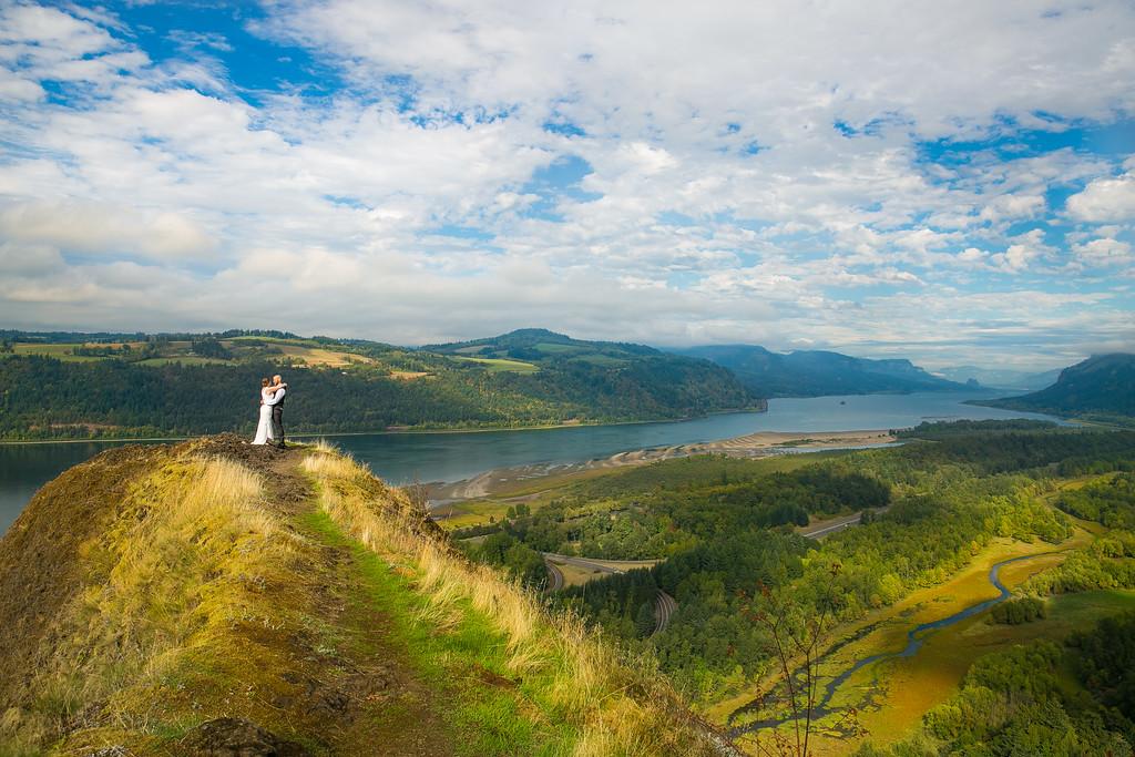 Portland Oregon Destination Wedding
