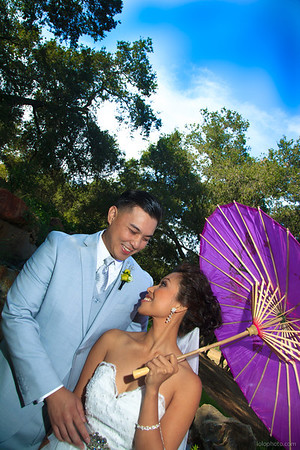 Chris and Araceli's Wedding