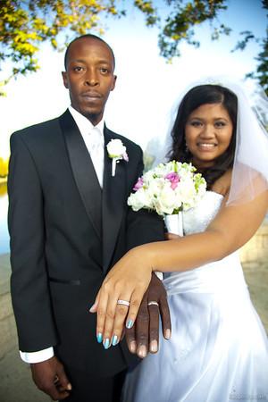 Dez & Chezi's Wedding