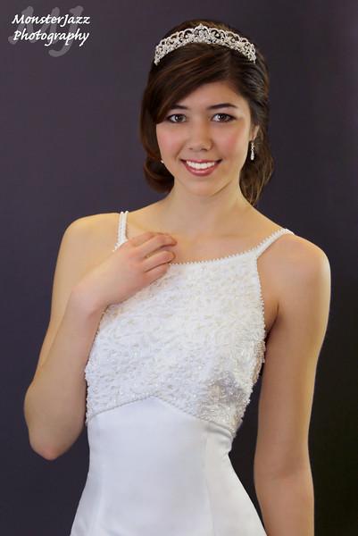 Model: Mary Ferguson